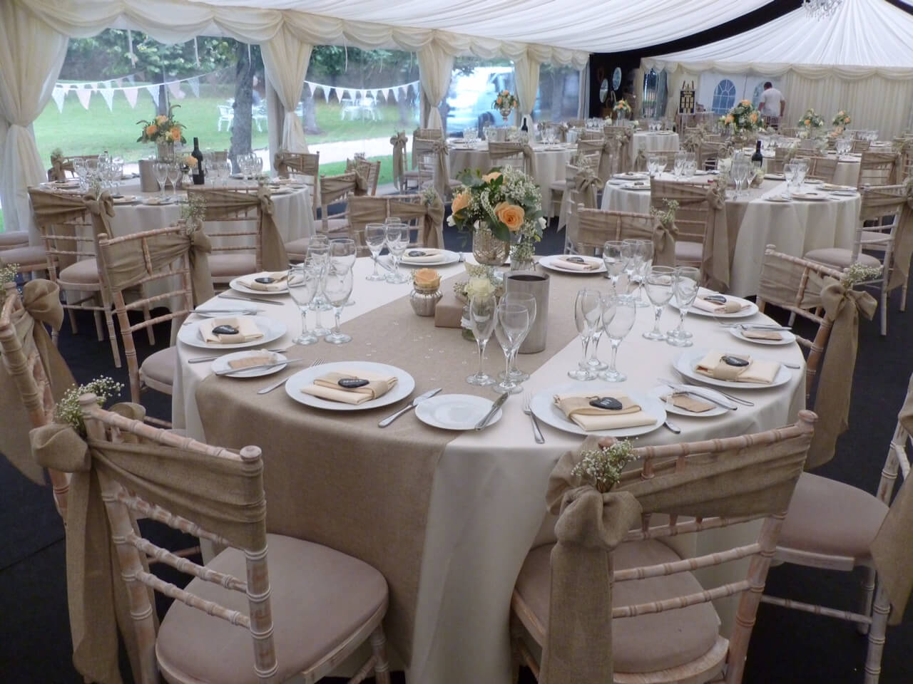Wedding chair covers north wales