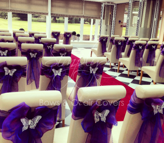 wedding chair covers and wedding planning cumbria gallery