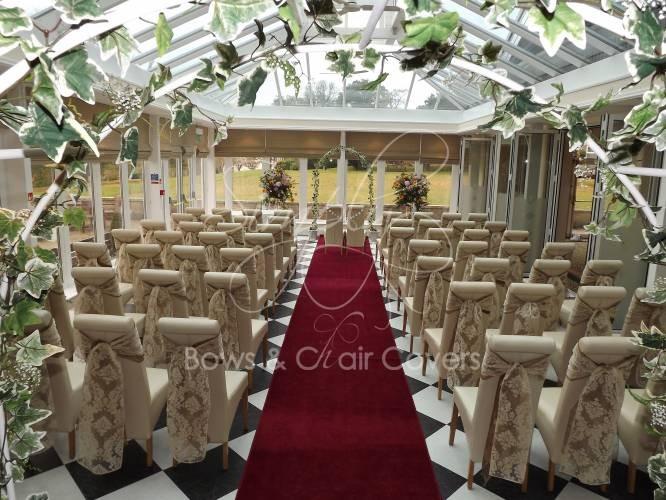 Gilsland spa wedding