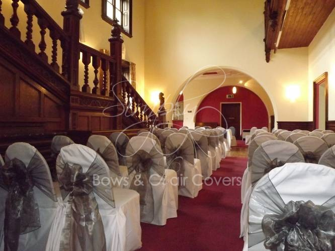 Ridley hall wedding