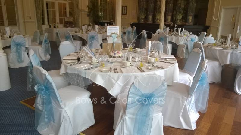 Wedding Chair Covers And Wedding Planning Harrogte West Yorkshire