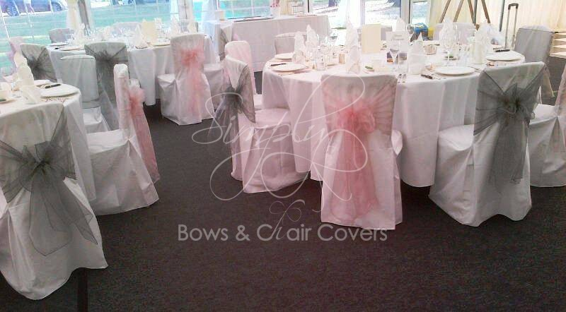 Wedding Chair Covers And Wedding Planning Berkshire