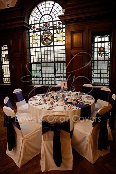 Wedding Chair Covers and Chiavari Chair Hire Cheshire ...