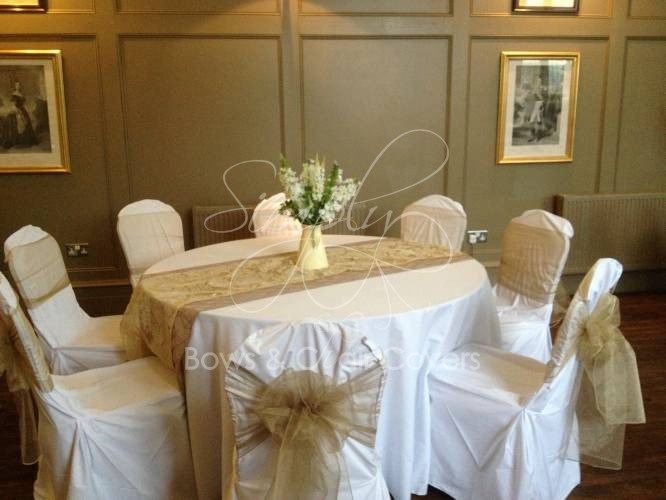 Wedding Chair Covers And Planning Northumberland