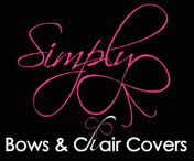 Logo representing Simply Bows & Chair Covers
